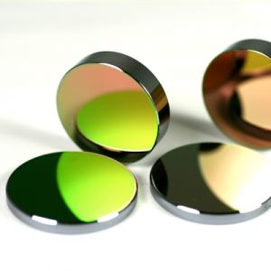 CAMFive Laser 1'' inch diameter or 25 mm Reflective mirror for laser cutters and engravers Made in the USA