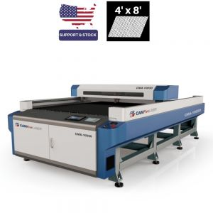 CAMFive Laser Full Sheet Open Bed Industrial Design CO2 Cutter CMA10050 Working Area 100x50