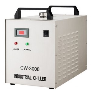 S&A Radiator Water Chiller Model CW3000 - One outlet for One CO2 Laser tube