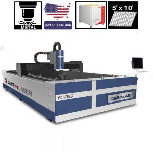 CAMFive Laser Fiber Metal Cutter FC105S