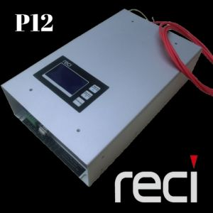 RECI Power Supply 20000 watts Model P12 for 80w S2 / W2 CO2 Reci Laser Tubes and other co2 laser cutters and engravers