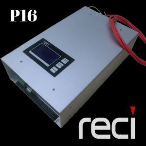 RECI Power Supply 40000 watts Model P16 for 130w S6 / W6 CO2 Reci Laser Tubes and other co2 laser cutters and engravers